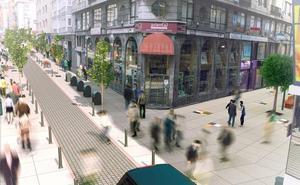 La transformación de la calle Cervantes comenzará en septiembre