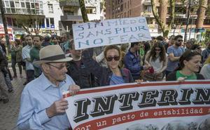 El STEC desconvoca la huelga de interinos de esta semana y la pospone a mayo