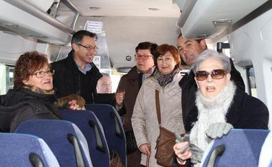 Campoo de Enmedio mantiene su servicio de transporte a demanda