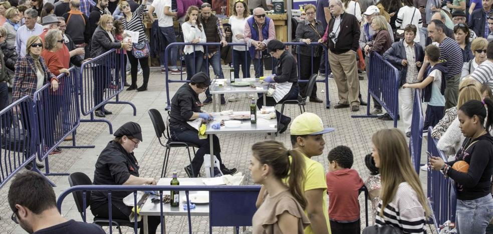 La Feria de la Anchoa, reclamo gastronómico este puente de mayo