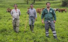 Bielva, entre el alivio y el estupor por la detención del primo del ganadero al que quemaron las vacas
