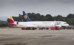 Cancelado el primer vuelo Madrid-Santander, y su salida posterior, por «problemas técnicos y operacionales»