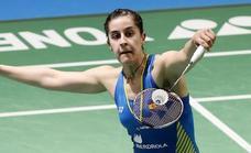 Carolina Marín gana sin apuros en su estreno
