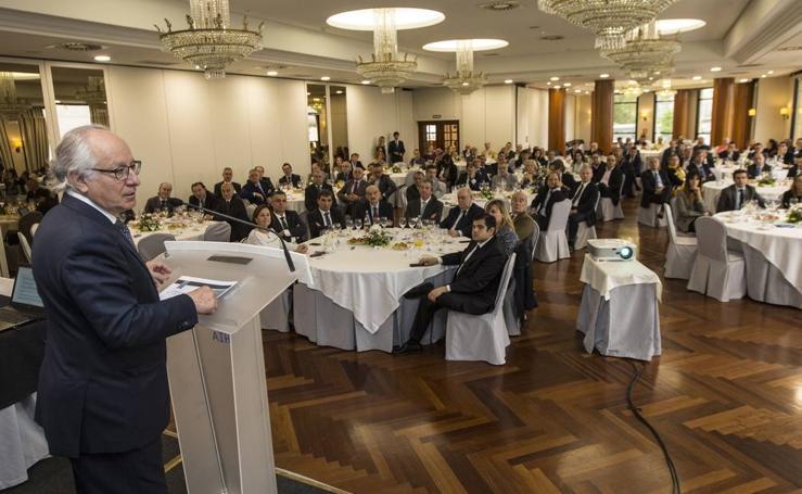 Juan María Nin en el Foro Económico