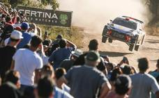 Sordo compite desde este jueves en el Rally de Argentina