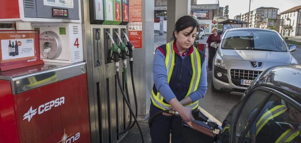 El PP dice que la subida de la gasolina «no afectará al transporte profesional»