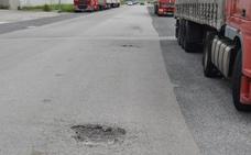 Cs Valle de Buelna denuncia el «lamentable estado de abandono» del polígono industrial de Barros
