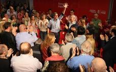 Zuloaga y Cortés pugnarán en las primarias del PSOE para encabezar la lista autonómica