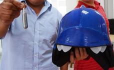 El casco que elimina piojos y liendres en segundos