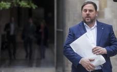 Junqueras solicita el traslado a una cárcel catalana