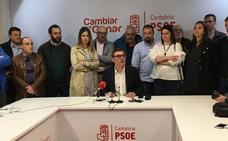 Cortés concurre a las primarias con una candidatura «en favor del PSOE y de Cantabria»