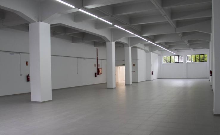 Finalizan las obras del nuevo archivo catastral en el edificio de Tabacalera