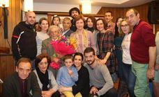 Más de 200 personas asisten a la decimoséptima Gala de Liébana y Peñarrubia