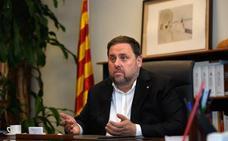 Junqueras pide «sacar provecho» del resultado electoral y formar Govern