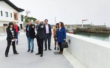 El puerto de Comillas estrena mirador