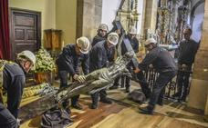 Cantabria aportará cuatro obras a la exposición 'Las Edades Hombre' de Aguilar de Campoo