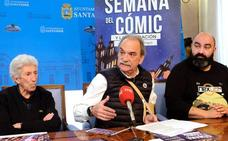El comercio de Santander celebra la Semana del Cómic del 7 al 12 de mayo