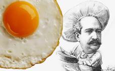 Huevos fritos perfectos y decimonónicos