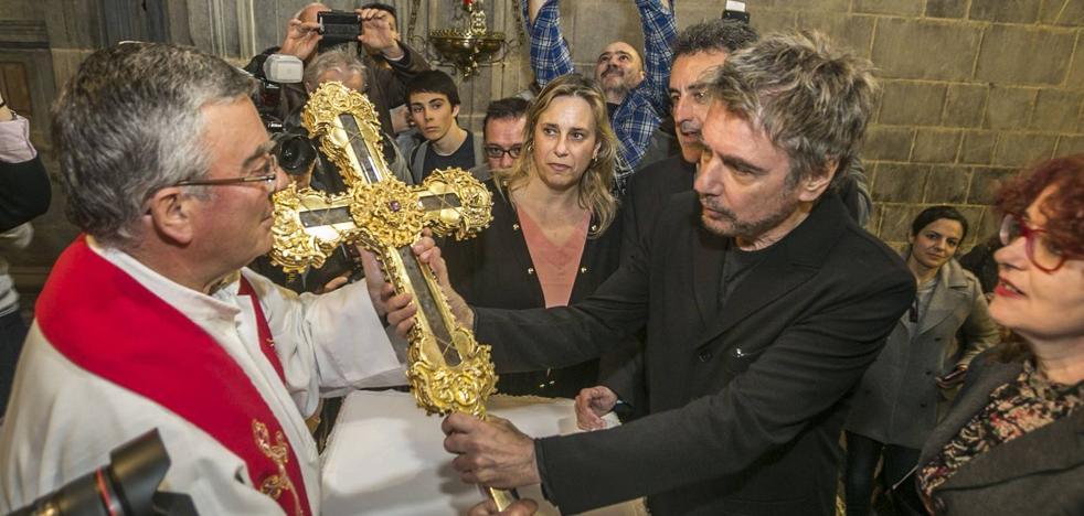 El Lignum Crucis viaja a Astorga