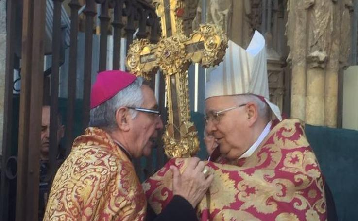 El Lignum Crucis llega a León