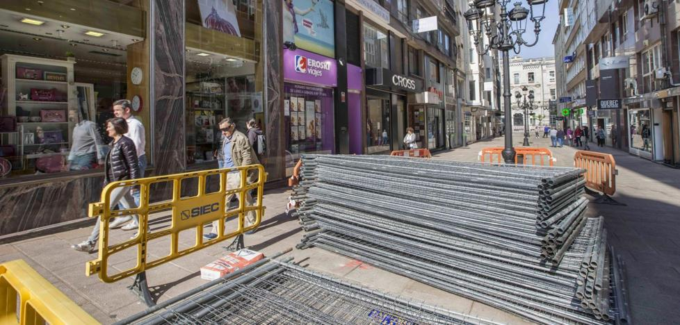 Comienza la primera fase de la renovación de la calle Miguel Artigas