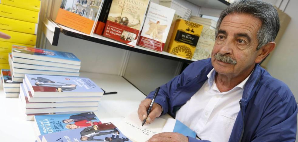 «Montoro sabe bien que mis ingresos por los libros son legales», afirma el presidente