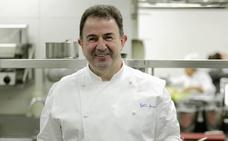 El restaurante Martín Berasategui cumple 25 años