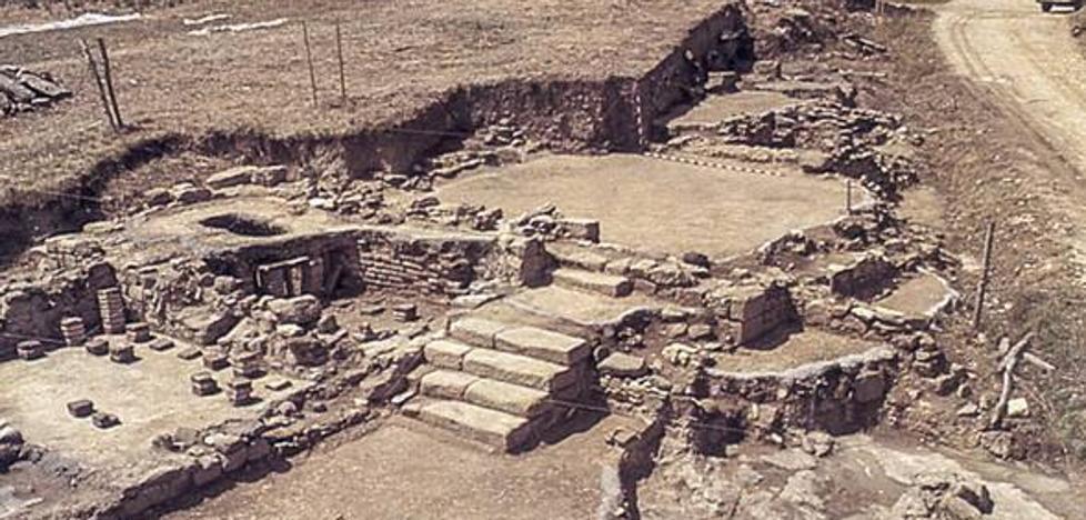 Las investigaciones volverán, 30 años después, al yacimiento de Santa María de Hito