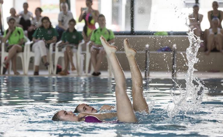 Las danzarinas de las aguas