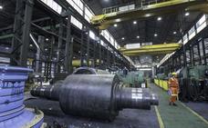 Cantabria lidera el crecimiento acumulado de la producción industrial