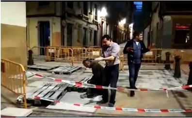 El 'Ahora caigo' asturiano