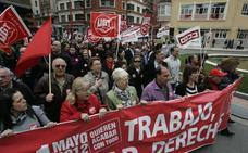 Los sindicatos llaman a los trabajadores a manifestarse ante la falta de avances en el pacto salarial