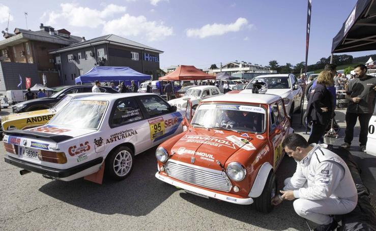Todo listo para el arranque del Rally Trasmiera