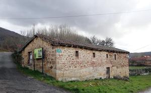Valderredible rehabilita la casa concejo de Castrillo de Valdelomar