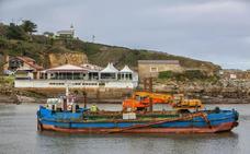 Ejecutado el 30% del dragado en roca en el puerto de San Vicente