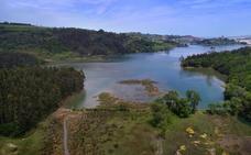 Un proyecto planea la restauración de la marisma de Pombo, en San Vicente