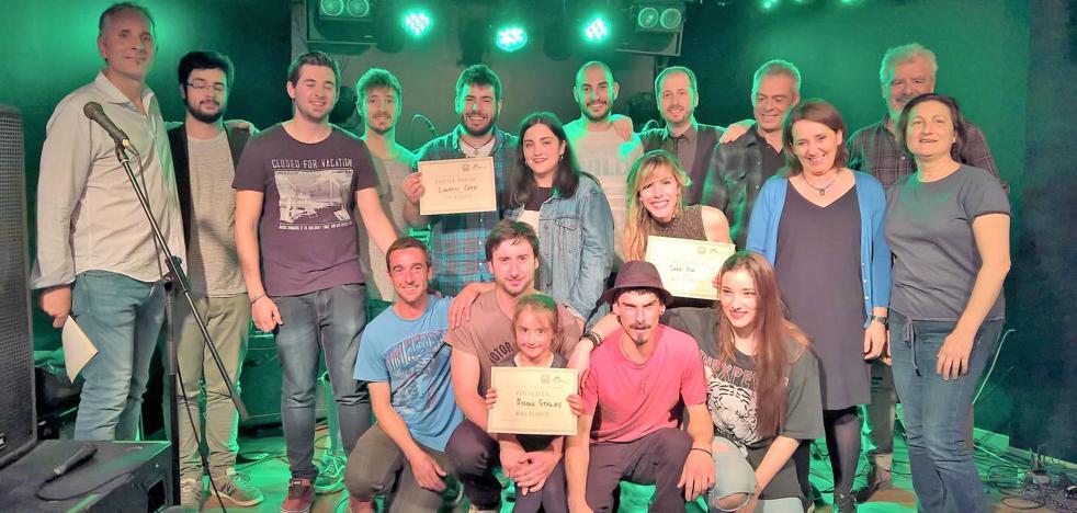 'Lunatic Catz' gana la Muestra de Música del Campus de la UC