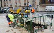 Laredo, tras las obras de saneamiento, asfaltará la Avenida de Francia