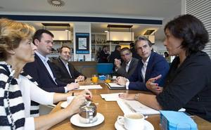 Gema Igual asegura que «ni existe ni ha existido» ningún pacto con Ciudadanos ni con David González