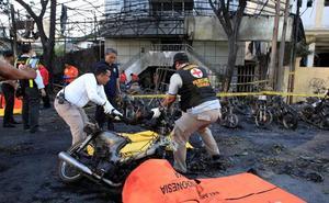 Trece muertos en el peor ataque contra la minoría cristiana en Indonesia desde 2000