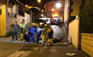 La mitad de los fallecidos el año pasado en accidentes de tráfico en Cantabria eran peatones