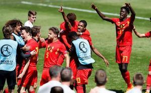 Bélgica acaba con el sueño europeo de España