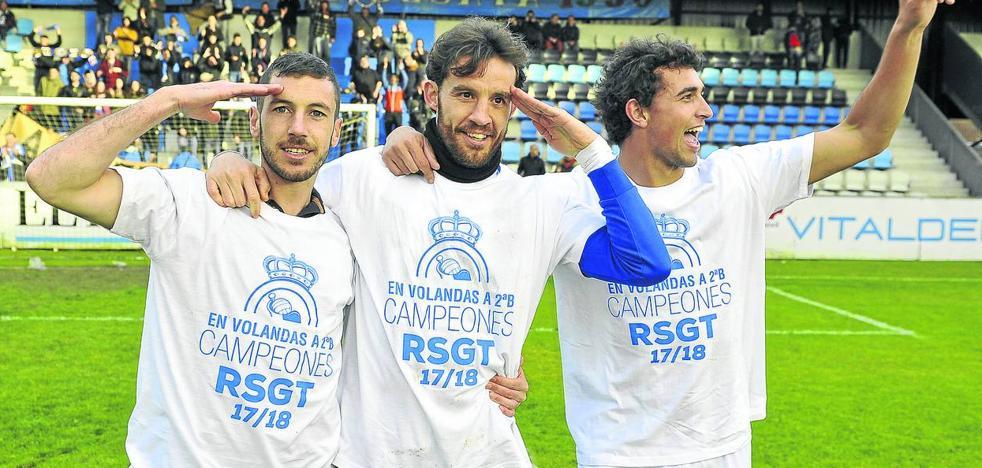 Gimnástica-Mallorca B, La Nucía-Escobedo, Laredo-Alavés B y Tropezón-Castellón, eliminatorias por el ascenso a Segunda B