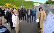 Empiezan las obras para urbanizar la calle Margarita Xirgú, en Peñacastillo