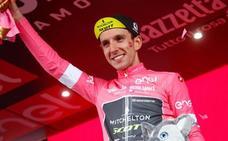 Yates y Dumoulin, nuevo duelo estelar del Giro tras el tropiezo de Froome
