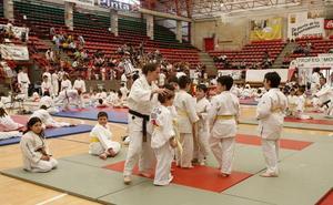 Mil judokas de entre 4 y 12 años participarán en el XII Trofeo 'Mozuco'