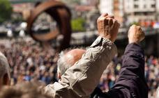UGT y CCOO convocan mañana otra concentración para reivindicar las pensiones