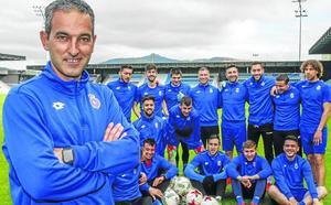 «Torrelavega no vive un ascenso desde hace nueve años, es lógico el entusiasmo»