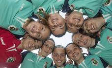 Uno de los mejores equipos alevines de Cantabria