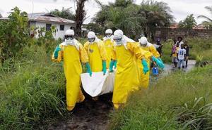 El ébola alcanza una zona urbana del Congo